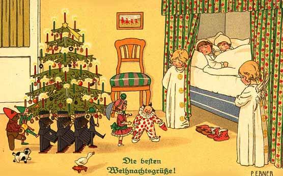 Weihnachtsgrüsse von Pauli Ebner