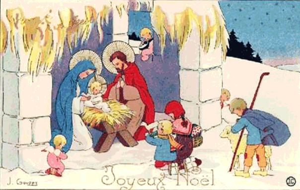 Die Heilige Familie - eine gelungene Rückblende